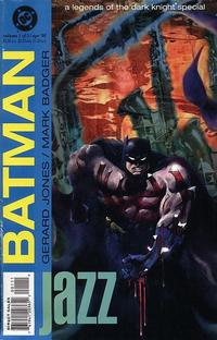 Cover Thumbnail for Batman: Legends of the Dark Knight: Jazz (DC, 1995 series) #1