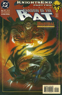 Cover Thumbnail for Batman: Shadow of the Bat (DC, 1992 series) #29
