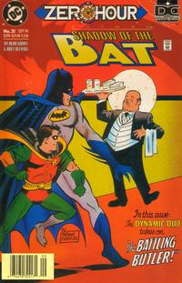 Cover Thumbnail for Batman: Shadow of the Bat (DC, 1992 series) #31 [Newsstand]