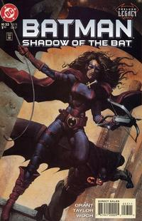 Cover Thumbnail for Batman: Shadow of the Bat (DC, 1992 series) #53