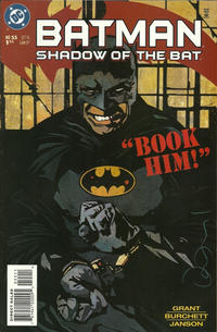 Cover Thumbnail for Batman: Shadow of the Bat (DC, 1992 series) #55