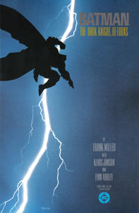 Cover Thumbnail for Batman: The Dark Knight (DC, 1986 series) #1