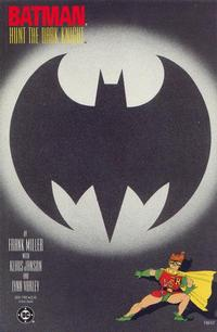 Cover Thumbnail for Batman: The Dark Knight (DC, 1986 series) #3 [Direct]