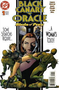 Cover Thumbnail for Black Canary / Oracle: Birds of Prey (DC, 1996 series) #1