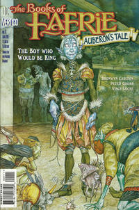 Cover Thumbnail for The Books of Faerie: Auberon's Tale (DC, 1998 series) #1