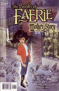 Cover Thumbnail for The Books of Faerie: Molly's Story (DC, 1999 series) #1