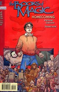 Cover Thumbnail for The Books of Magic (DC, 1994 series) #52