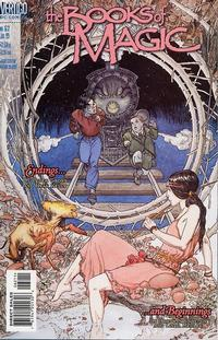 Cover Thumbnail for The Books of Magic (DC, 1994 series) #62
