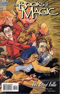 Cover Thumbnail for The Books of Magic (DC, 1994 series) #63