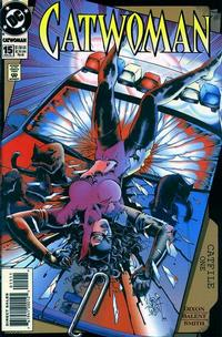 Cover Thumbnail for Catwoman (DC, 1993 series) #15 [Direct Edition]