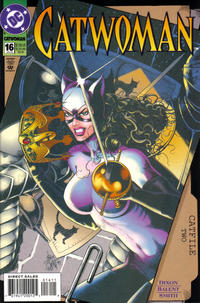 Cover Thumbnail for Catwoman (DC, 1993 series) #16 [Direct Edition]