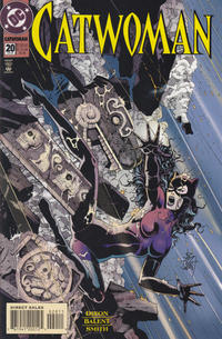 Cover Thumbnail for Catwoman (DC, 1993 series) #20 [Direct Edition]