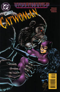 Cover Thumbnail for Catwoman (DC, 1993 series) #27 [Direct Edition]