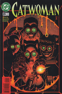 Cover Thumbnail for Catwoman (DC, 1993 series) #29 [Direct Edition]