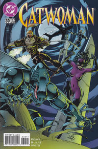 Cover Thumbnail for Catwoman (DC, 1993 series) #30 [Direct Edition]