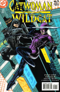 Cover Thumbnail for Catwoman / Wildcat (DC, 1998 series) #1