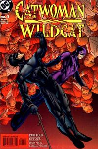 Cover Thumbnail for Catwoman / Wildcat (DC, 1998 series) #4