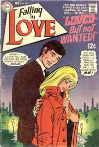Cover Thumbnail for Falling in Love (DC, 1955 series) #105