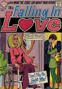 Cover Thumbnail for Falling in Love (DC, 1955 series) #108