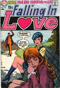 Cover Thumbnail for Falling in Love (DC, 1955 series) #113