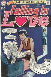 Cover Thumbnail for Falling in Love (DC, 1955 series) #116