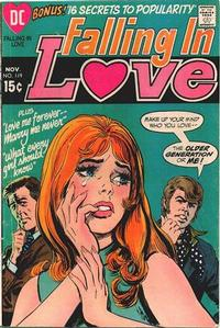 Cover Thumbnail for Falling in Love (DC, 1955 series) #119