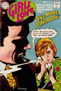Cover Thumbnail for Girls' Love Stories (DC, 1949 series) #134