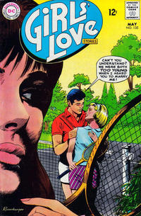 Cover Thumbnail for Girls' Love Stories (DC, 1949 series) #135