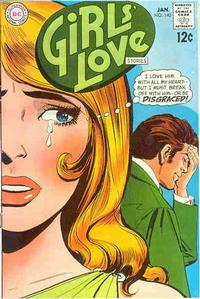 Cover Thumbnail for Girls' Love Stories (DC, 1949 series) #140