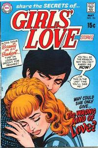 Cover Thumbnail for Girls' Love Stories (DC, 1949 series) #151