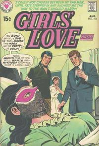 Cover Thumbnail for Girls' Love Stories (DC, 1949 series) #153