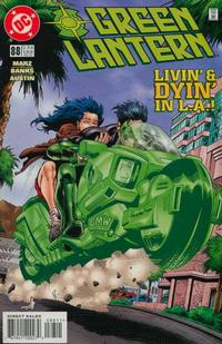 Cover Thumbnail for Green Lantern (DC, 1990 series) #88