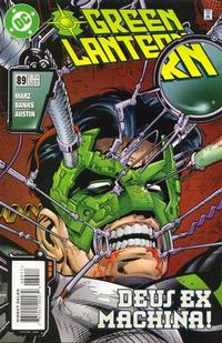 Cover Thumbnail for Green Lantern (DC, 1990 series) #89 [Direct Sales]