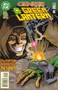 Cover Thumbnail for Green Lantern (DC, 1990 series) #91