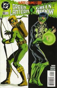 Cover Thumbnail for Green Lantern (DC, 1990 series) #92