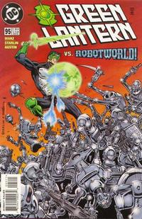 Cover Thumbnail for Green Lantern (DC, 1990 series) #95