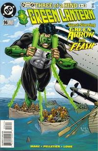 Cover Thumbnail for Green Lantern (DC, 1990 series) #96