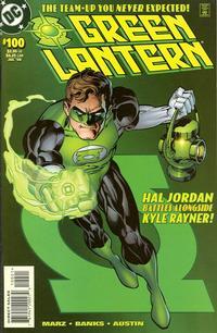 Cover Thumbnail for Green Lantern (DC, 1990 series) #100 [Hal Jordan]
