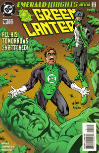 Cover Thumbnail for Green Lantern (DC, 1990 series) #101