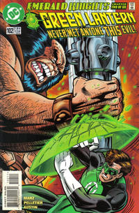 Cover Thumbnail for Green Lantern (DC, 1990 series) #102