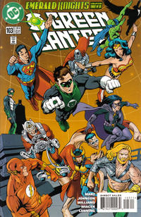 Cover Thumbnail for Green Lantern (DC, 1990 series) #103