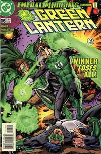 Cover Thumbnail for Green Lantern (DC, 1990 series) #106
