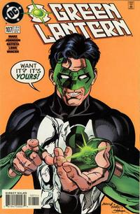 Cover Thumbnail for Green Lantern (DC, 1990 series) #107