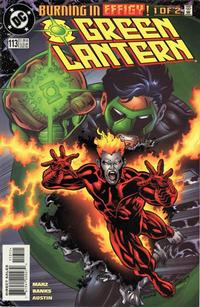 Cover Thumbnail for Green Lantern (DC, 1990 series) #113