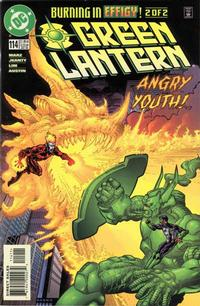 Cover Thumbnail for Green Lantern (DC, 1990 series) #114 [Direct Sales]