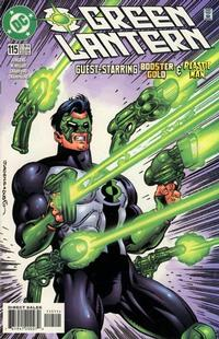 Cover Thumbnail for Green Lantern (DC, 1990 series) #115 [Direct Sales]