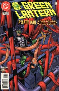 Cover Thumbnail for Green Lantern (DC, 1990 series) #116 [Direct Edition]