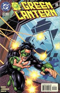 Cover Thumbnail for Green Lantern (DC, 1990 series) #120