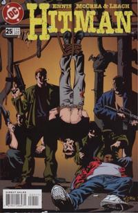 Cover Thumbnail for Hitman (DC, 1996 series) #25