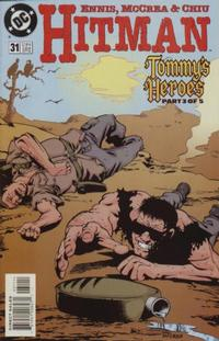 Cover Thumbnail for Hitman (DC, 1996 series) #31